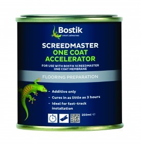 Screedmaster One Coat Accelerator 250ml